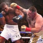 Anthony Joshua Speaks Out On Suffering Concussion While Fighting Ruiz