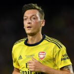Arsenal star, Ozil backs #EndSARS protests‎  ‎