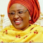 'We witnessed turbulence but pilots weathered the storm', Aisha Buhari explains