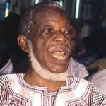 Afenifere leader, Pa Ayo Fasanmi is dead