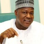 Breaking: Ex-Speaker Dogara returns to APC