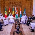 ECOWAS leaders insist on return to civilian rule in Mali