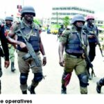Policeman who shot teenager for impregnating a girl, detained in Rivers