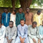 602 repentant Boko Haram members swear oath of allegiance to FG