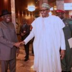 Breaking: Buhari, Jonathan in closed-door meeting