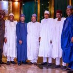 Buhari, APC governors in emergency virtual meeting ‎