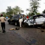 Four die, 12 injured on Lagos-Ibadan expressway accident