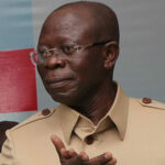 Oshiomhole denies plans to return as APC National Chair