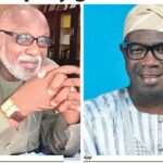 Ondo 2020: Ajayi in shock as ZLP leaders declare support for Akeredolu