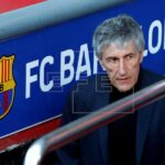 Barcelona sack Quique Setien after Bayern thrashing, new coach to be named soon
