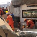 17 dead in China restaurant collapse