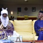 Deposed Emir of Kano visits el-Rufai in Kaduna