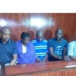 Evans' Co-defendants have case to answer says Court