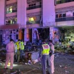 Gas explosion kills three people in Dubai