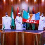 Edo guber election: Buhari endorses Ize-Iyamu