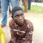 Shodipe murdered a woman when he escaped from custody say Oyo CP