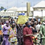 Thugs flog protesting pensioners at Imo State government house