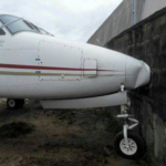 Tragedy averted as Jet crashes in Lagos
