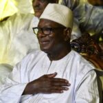 Ousted Malian President, Keita flown to UAE for treatment