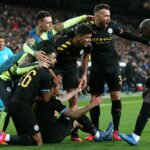 Man City beat Real Madrid to reach Quarter-finals