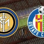 Inter see off Getafe, reach Europa Quarter Finals