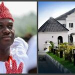 Fire guts building in Ooni's palace