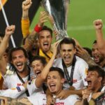 Sevilla beat Inter to claim sixth Europa League trophy
