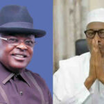 Insecurity: Umahi opposes National Assembly, asks Buhari to retain service chiefs
