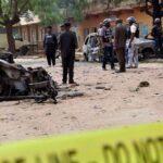 Fresh Bomb blast in Borno claims husband, wife