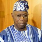 Obasanjo tests negative for COVID-19