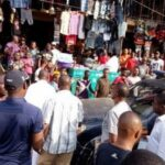 Nigerian traders in Ghana cry out over closure of shops by Ghanaian authorities 