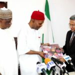 Nigeria and India sign MOU on exploration of outer space‎