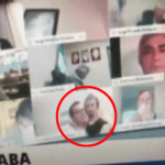 Argentine lawmaker suspended after kissing woman's breast during virtual session‎