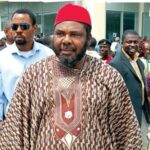 Pete Edochie cries out over threats to his life for featuring in movie