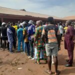 Edo election: European Centre says voters did not observe social distancing