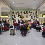 27 Stranded Nigeria Ladies return from Lebanon