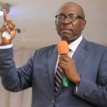 Edo Election: Ize-Iyamu congratulates Obaseki says 'Election no be war'