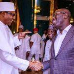Edo Election: Buhari congratulates Obaseki, vows to sustain credible polls