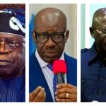 Tinubu, Oshiomhole have no constitutional role in APC... Obaseki