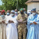 Tears, tributes as slain Army Commander killed by Boko Haram is buried