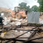 "FCTA demolishes 2,400 ""Ruga"" settlements on airport corridor"