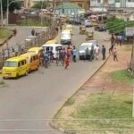 Commercial bus driver crushes neighbourhood officer to death in Lagos