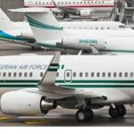 FG puts presidential jet up‎ for sale