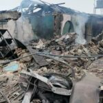 Several injured as gas explodes in Lagos community