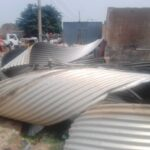 Kano state government demolishes 130 houses at Hajj camp