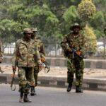 Scores killed as NAF jets strike insurgents' camps