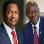 EFCC Probe: Magu asks Salami panel to summon Malami, other witnesses