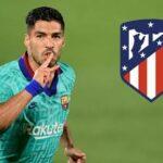 Suarez scores twice on Atletico debut 