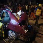 One die, three injured in Ikoyi car crash