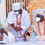 Femi Fani-kayode attacks Tinubu for failing to stand up to greet Ooni of Ife